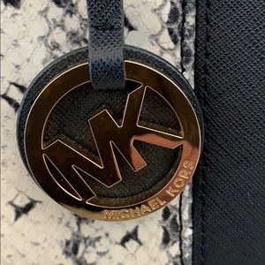 MK. Purse and wallet together